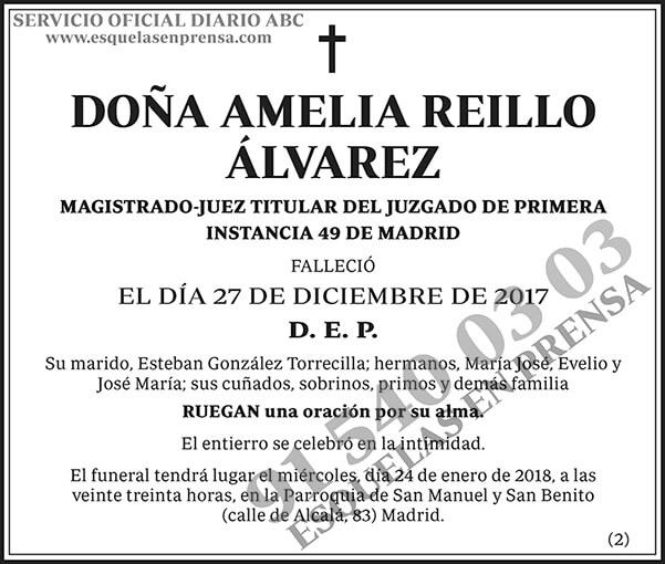 Amelia Reillo Álvarez